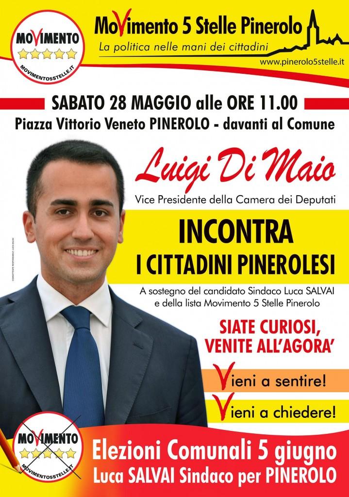 Manifesto Luigi Di Maio