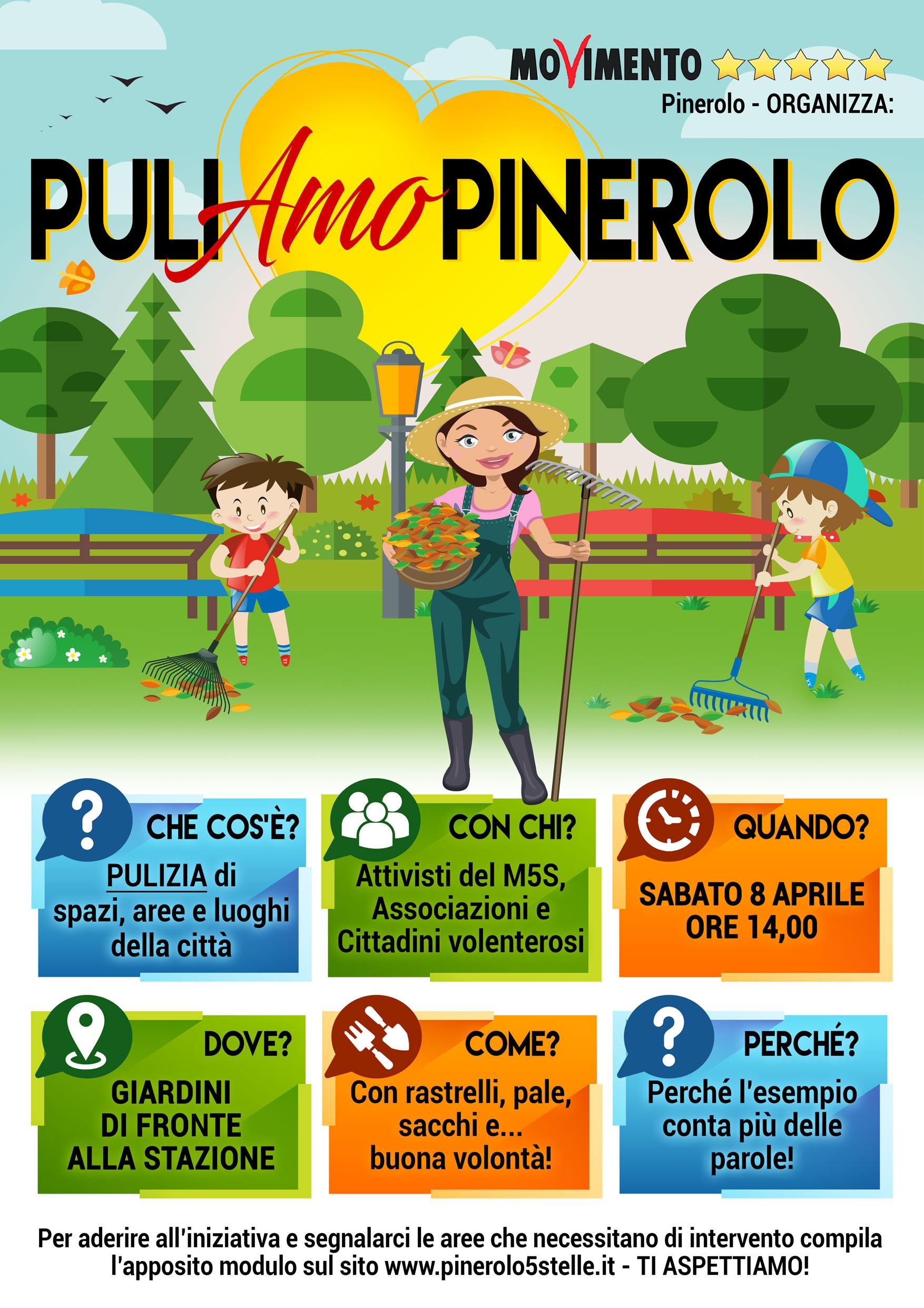 PuliAmo-Pinerolo-2017-Aprile-8-stazione